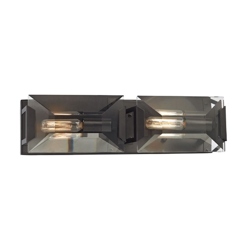 Elk Lighting Elk Lighting Garrett Oil Rubbed Bronze Bathroom Light 31561/2