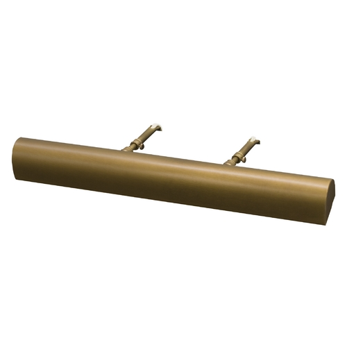 House of Troy Lighting Picture Light in Weathered Brass Finish T30-76