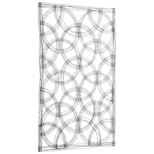Cyan Design Cyan Design Kaleidoscope Graphite Wall Art 06204