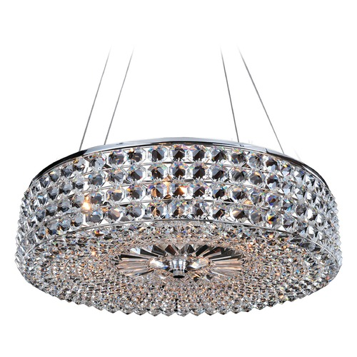 Allegri Lighting Arche 24in Round Pendant 11752-010-FR001