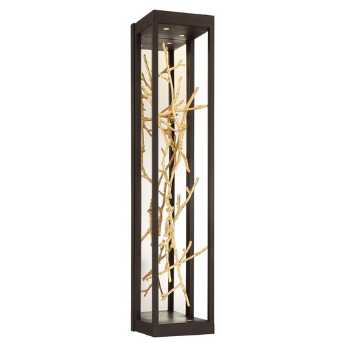 Eurofase Lighting Eurofase Lighting Aerie Bronze / Gold LED Sconce 38639-012