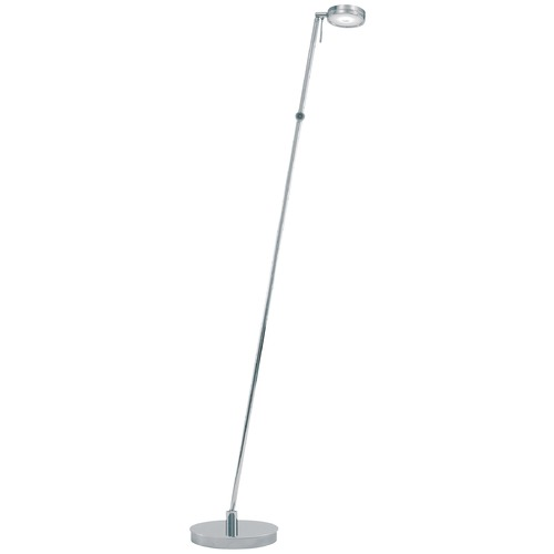 George Kovacs Lighting Modern LED Pharmacy Lamp in Chrome Finish P4304-077