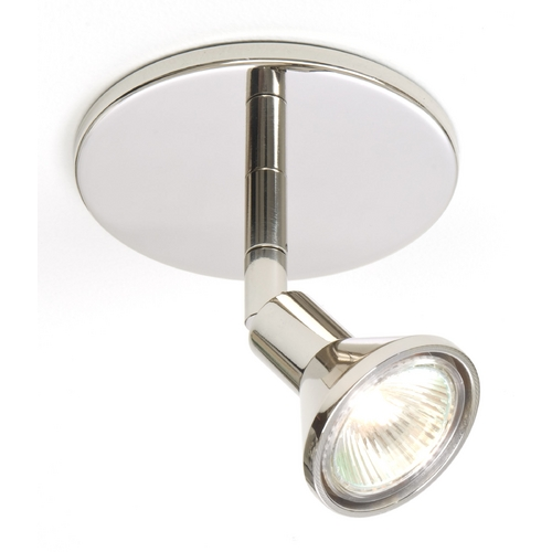 Holtkoetter Lighting Holtkoetter Modern Directional Spot Light in Chrome Finish C8120 R5900 CH