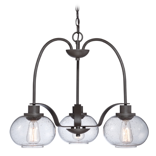 Quoizel Lighting Quoizel Trilogy Old Bronze Chandelier TRG5103OZ