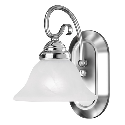 Livex Lighting Livex Lighting Coronado Chrome Sconce 6101-05