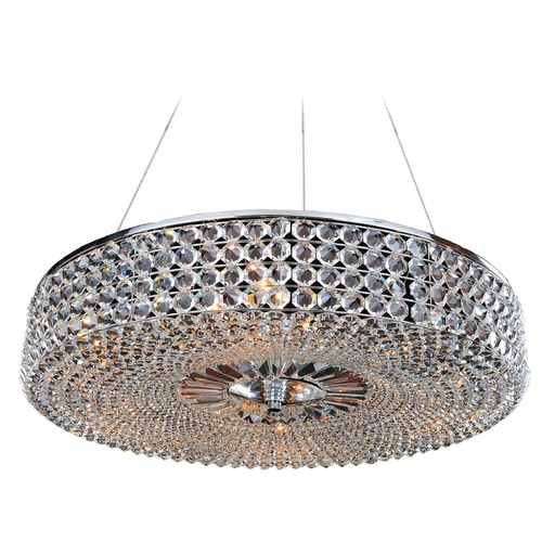 Allegri Lighting Arche 32in Round Pendant 11753-010-FR001
