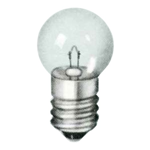 Satco Lighting Incandescent Globe Light Bulb Candelabra Base S7832