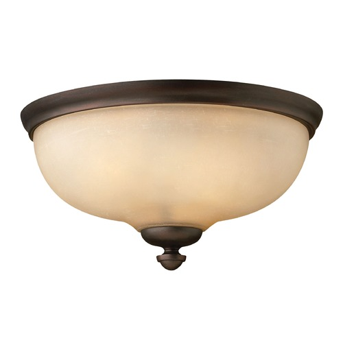 Hinkley Lighting Hinkley Lighting Thistledown Victorian Bronze LED Flushmount Light 4171VZ-LED