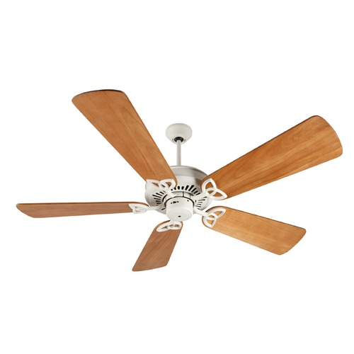 Craftmade Lighting Craftmade Lighting American Tradition Antique White Ceiling Fan Without Light K10821