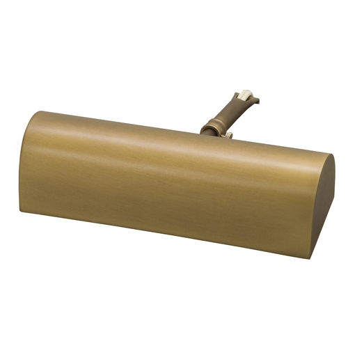 House of Troy Lighting Picture Light in Weathered Brass Finish T8-76
