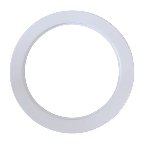Recesso Lighting by Dolan Designs Oversize Trim Ring for 6-Inch Recessed Lights T680-WH