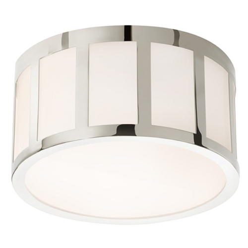 Sonneman Lighting Sonneman Lighting Capital Polished Nickel LED Flushmount Light 2524.35