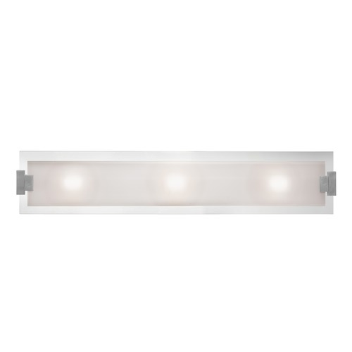 Access Lighting Access Lighting Plasma Brushed Steel Bathroom Light 62257-BS/FST