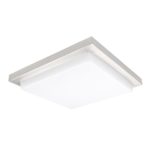 WAC Lighting Wac Lighting Metro Chrome LED Flushmount Light FM-180118-30-CH