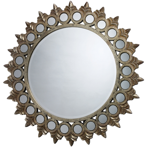 Sterling Lighting Porterdale Round 43.7-Inch Mirror DM1937