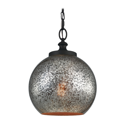 Feiss Lighting Feiss Lighting Tabby Oil Rubbed Bronze Pendant Light P1317ORB