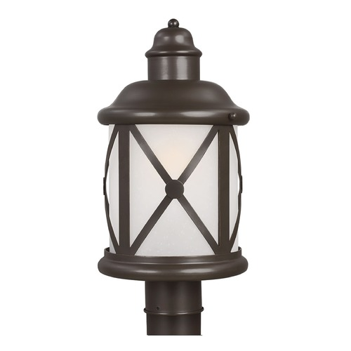 Sea Gull Lighting Sea Gull Lighting Lakeview Antique Bronze Post Light 8221401BLE-71