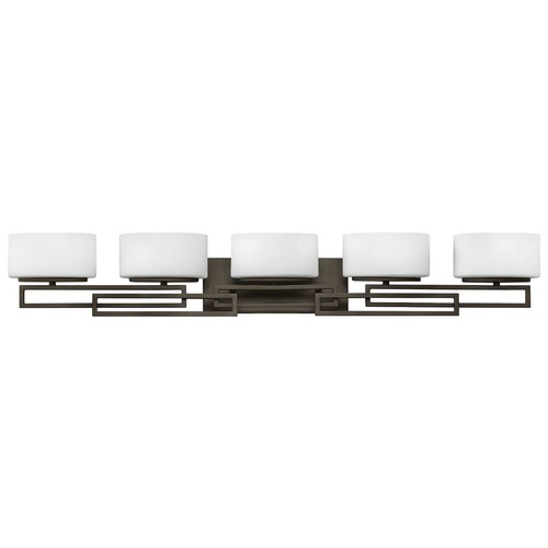 Hinkley Lighting Hinkley Lighting Lanza Buckeye Bronze Bathroom Light 5105KZ