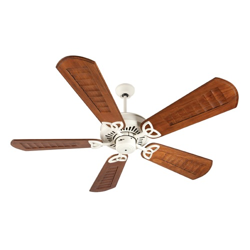 Craftmade Lighting Craftmade Lighting American Tradition Antique White Ceiling Fan Without Light K10823