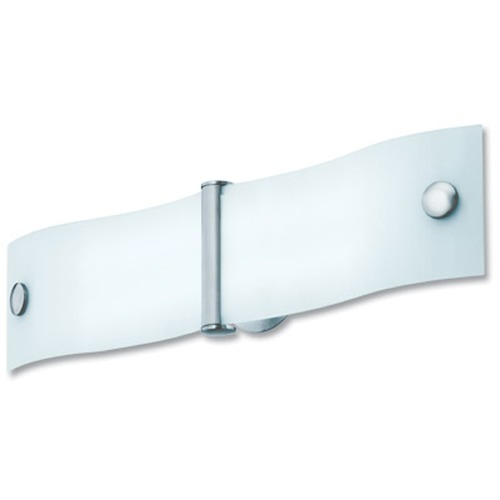 Lithonia Lighting Lithonia Lighting Polished Nickel Bathroom Light 10844RET5BNPM2