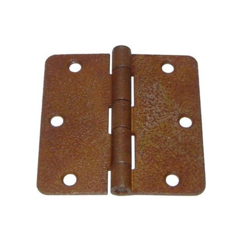 Emtek Hardware Hinges in Oil Rubbed Bronze Finish EH 9102310B (1/4 RADIUS)PAIR