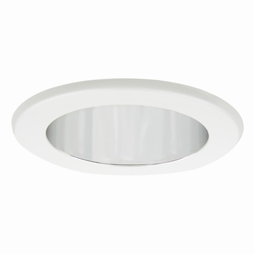 Elite Lighting Elite Lighting Clear White Recessed Trim ELILB507CLWH