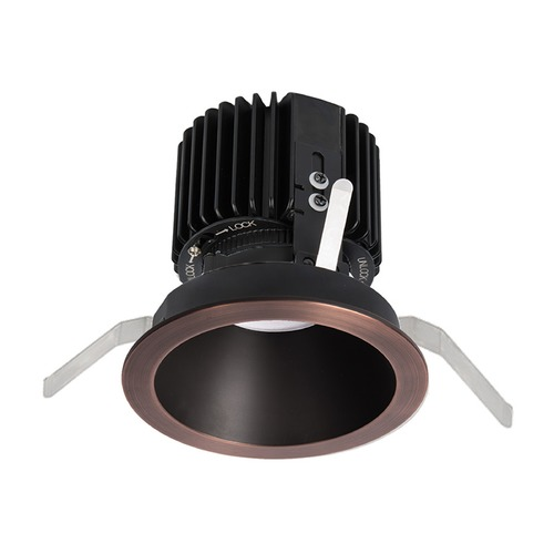 WAC Lighting WAC Lighting Volta Copper Bronze LED Recessed Trim R4RD2T-N930-CB