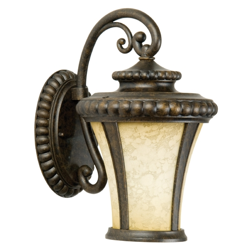 Craftmade Lighting Craftmade Lighting Prescott Peruvian Bronze LED Outdoor Wall Light Z1204-112-LED