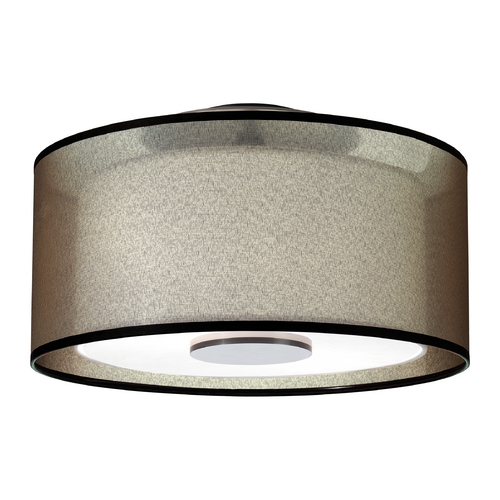 Robert Abbey Lighting Robert Abbey Saturnia Flushmount Light Z2187