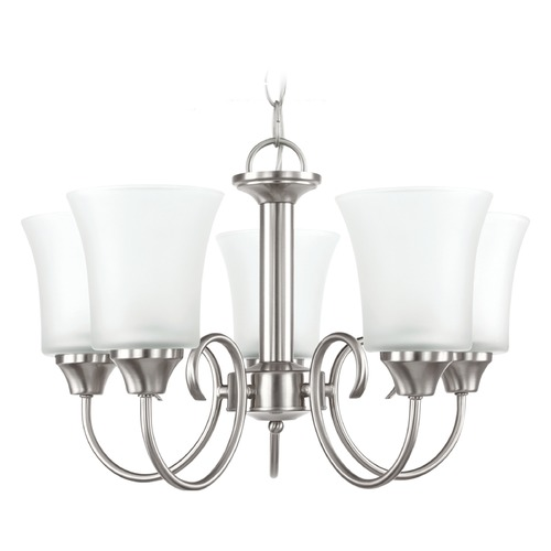 Sea Gull Lighting Sea Gull Lighting Holman Brushed Nickel Mini-Chandelier 39808BLE-962