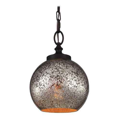 Feiss Lighting Feiss Lighting Tabby Oil Rubbed Bronze Mini-Pendant Light P1318ORB