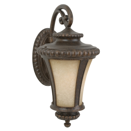 Craftmade Lighting Craftmade Lighting Prescott Peruvian Bronze LED Outdoor Wall Light Z1214-112-LED