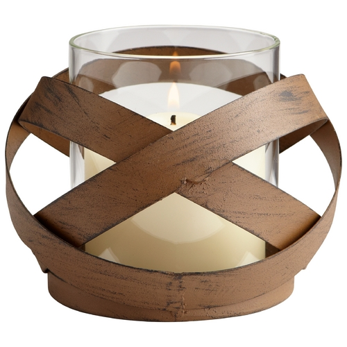 Cyan Design Cyan Design Infinity Copper Candle Holder 06211