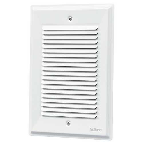 NuTone Flush Mount Door Chime LA-14WH