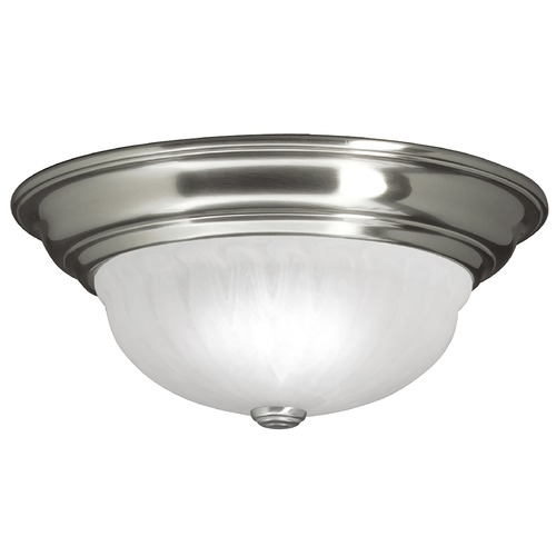 Dolan Designs Lighting 14-Inch Flushmount Ceiling Light 522-09