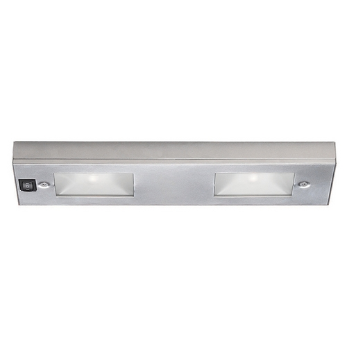 WAC Lighting Wac Lighting Satin Nickel 11.88-Inch Linear Light BA-LIX-2-SN