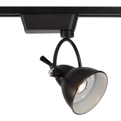 WAC Lighting Wac Lighting Antique Bronze LED Track Light Head H-LED710S-CW-AB