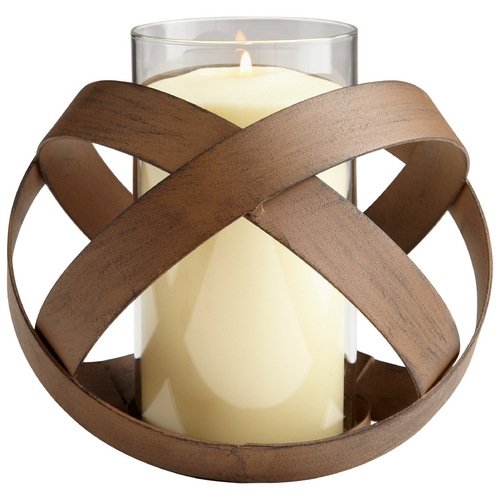 Cyan Design Cyan Design Infinity Copper Candle Holder 06212