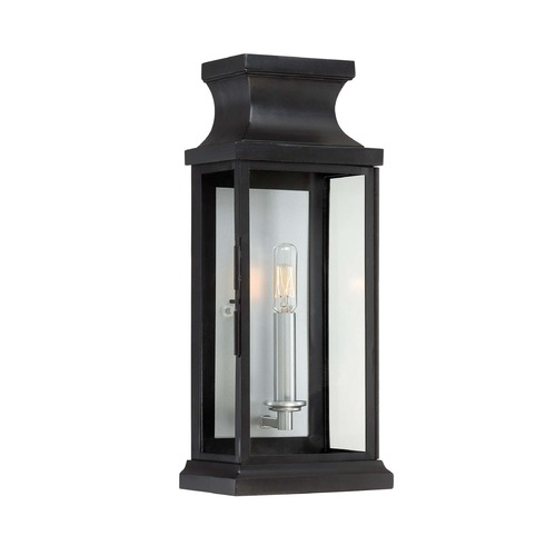 Savoy House Savoy House Black Outdoor Wall Light 5-5910-BK