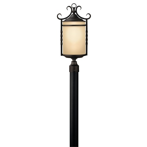 Hinkley Lighting Hinkley Lighting Casa Olde Black LED Post Light 1141OL-LED