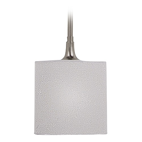 Sea Gull Lighting Mini-Pendant Light with White Shade 61952-962