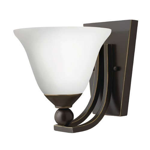 Hinkley Lighting Hinkley Lighting Bolla Olde Bronze Sconce 4650OB-OP-GU24