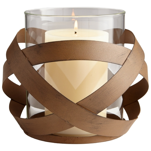 Cyan Design Cyan Design Infinity Copper Candle Holder 06213