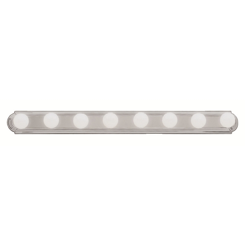 Kichler Lighting Kichler Bathroom Light in Brushed Nickel Finish 5019NI