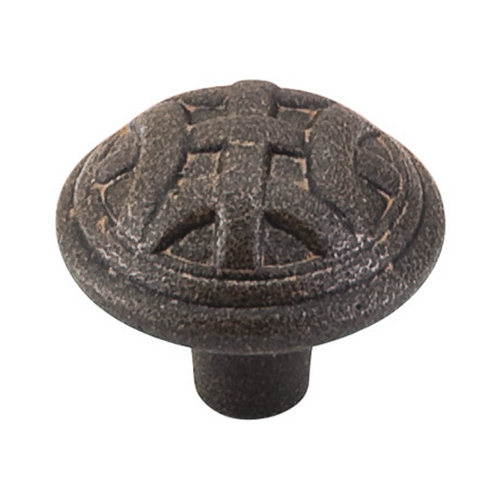 Top Knobs Hardware Cabinet Knob in Rust Finish M159