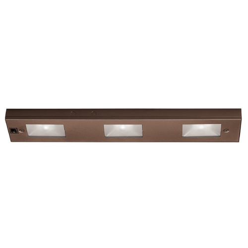 WAC Lighting Wac Lighting Bronze 11.88-Inch Linear Light BA-LIX-3-BB