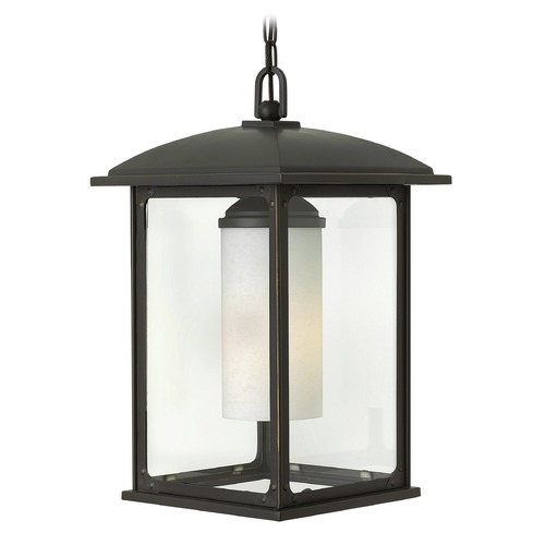 Hinkley Lighting Hinkley Lighting Stanton Oil Rubbed Bronze LED Outdoor Hanging Light 2472OZ-LED