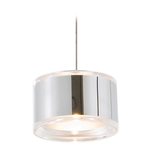 Holtkoetter Lighting Holtkoetter Modern Low Voltage Mini-Pendant Light C8120 S006 GB60 CH