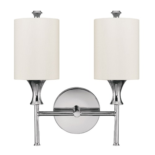 Capital Lighting Capital Lighting Studio Polished Nickel Sconce 1172PN-489