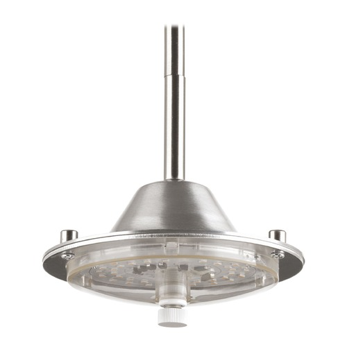 Progress Lighting Progress Lighting Markor LED Brushed Nickel LED Pendant Light P5198-0930K9